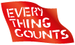 Everything counts Logo